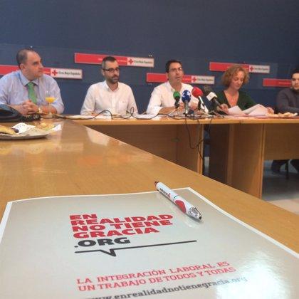 Cruz Roja Extremadura pone en marcha un nuevo Plan de Empleo para reinsertar a personas alejadas del mercado laboral