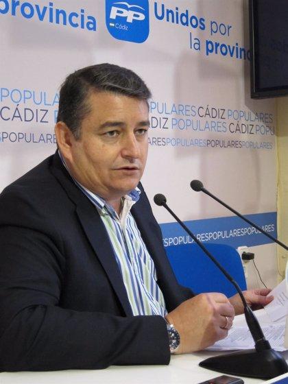 """Sanz (PP) achaca la decisión de la Junta de recurrir competencia de Alaya al """"pánico de Díaz a ser investigada"""""""
