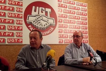 """MCA UGT-PV descarta avances en reindustrialización en la Comunitat y critica la """"falta de apoyo"""" al sector"""