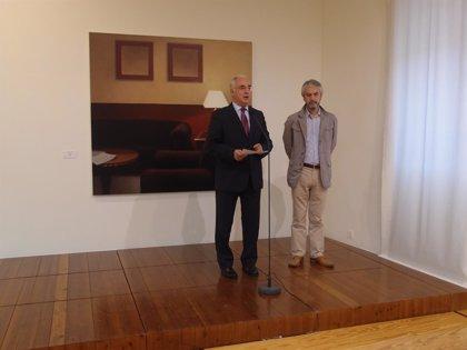 """El Parlamento busca la participación de artistas jóvenes con un """"mecenazgo"""" de 2.000 euros"""