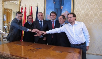Ayuntamiento de Salamanca, Obra Social 'la Caixa', Cruz Roja, Tas y Cocemfe fomentan la contratación de desfavorecidos