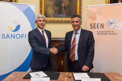 Sanofi y la Sociedad Española de Endocrinología acuerdan impulsar avances en el tratamiento de la diabetes