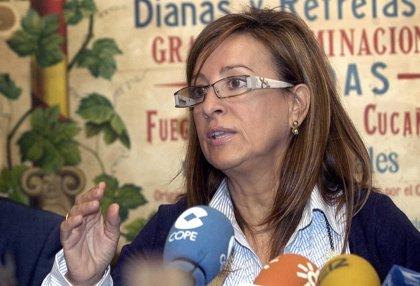 La Fiscalía pide elevar a tres años la pena de cárcel a la exalcaldesa de Jerez Pilar Sánchez