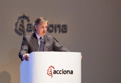 Economía/Empresas.- Acciona coloca una emisión de obligaciones de 8 millones de euros