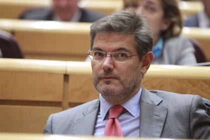 Catalá dice que el PP seguirá adelante con un Código Penal contra la corrupción aunque el PSOE renuncie al pacto