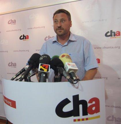 CHA pide retirar el anteproyecto de Ley de Capitalidad y redactar otro con el Ayuntamiento