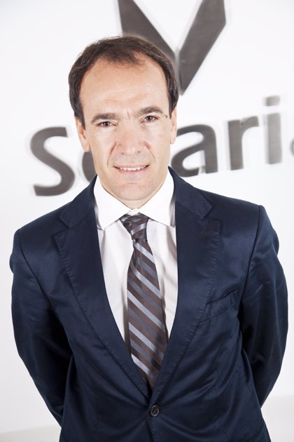 Economía/Empresas.- Solaria amplía capital por un 0,57% para su suscripción por Société Générale