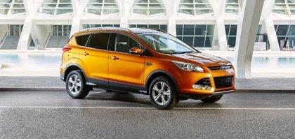 Ford actualiza el Kuga con motores más potentes y eficientes