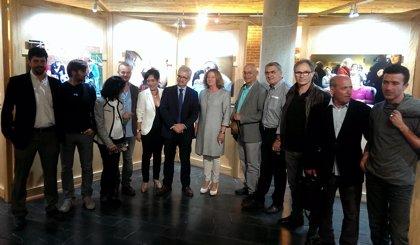 """Jiménez Barrios inaugura 'La noticia revelada', """"retrato fiel"""" de lo ocurrido en Andalucía en últimos 25 años"""