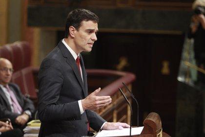 """Pedro Sánchez replica a Rajoy que el Senado """"no es un confesionario"""" y le reta a hablar de la corrupción en el Congreso"""