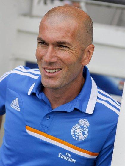 """La sanción para Zidane es """"perjudicial"""""""