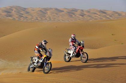 Joan Barreda y Marc Coma, segundo y quinto en la primera etapa de Atacama