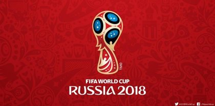 Rusia desvela en el espacio el emblema del Mundial de 2018