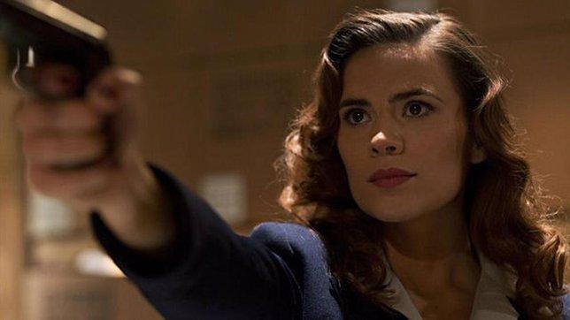 Primer tráiler de Agent Carter: armas de fuego y mucha acción