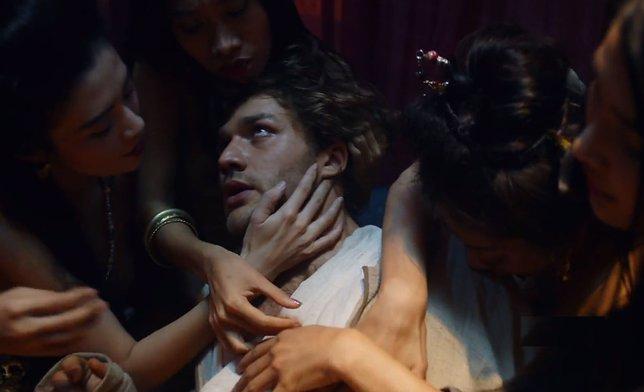 Primer tráiler de Marco Polo: sangre, sexo y espadas