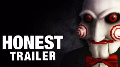Regalo de Halloween 2014: Honest Trailer de Saw