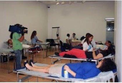 La Diputación de Cáceres realiza una campaña de donación de sangre este jueves en el edificio Pintores 10
