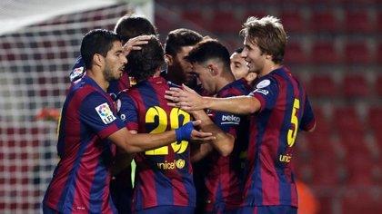 El Barcelona, primer 'supercampeón' de Catalunya