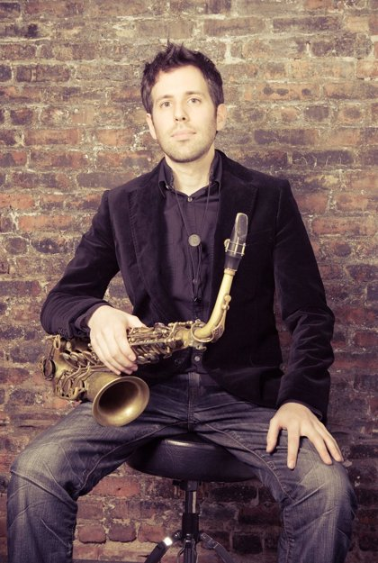 El saxofonista Uri Gurvich presenta en Festival de Jazz del Jimmy Glass músicas de Oriente y Occidente