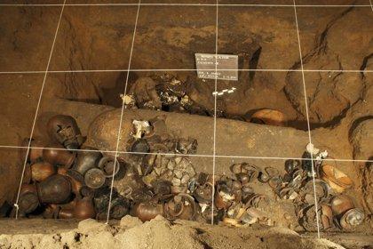 Hallan un valioso tesoro, con reliquias y piedras preciosas, bajo la ciudad prehispánica de Teotihuacán