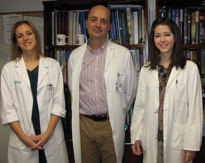 La Sociedad Española de Oftalmología premia a dos residentes del Servet