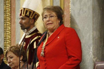 Bachelet:  Una democracia fuerte necesita superar las desigualdades sociales