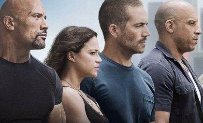Promos de 7 segundos de Furious 7: Coches, actores, lugares...