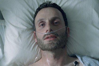 Robert Kirkman asegura que The Walking Dead no es un sueño de Rick