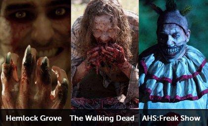 Halloween 2014: Las series más aterradoras