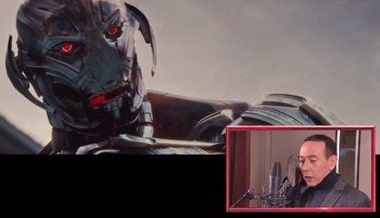 VÍDEO: Pee-Wee dobla el tráiler de Los Vengadores: La era Ultrón