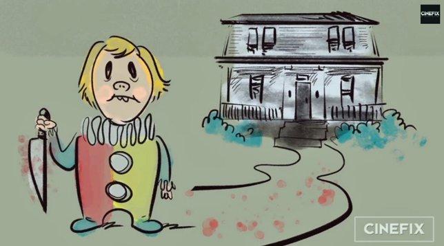 Halloween en versión animación