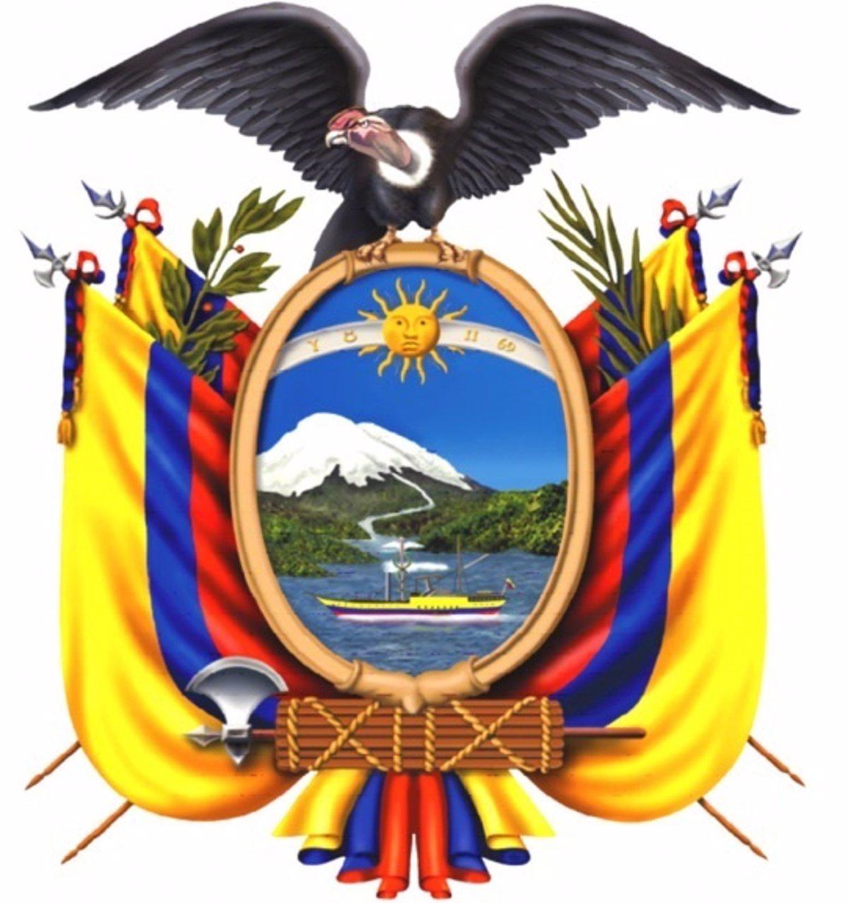 Ecuador conmemora el Día del Escudo Nacional