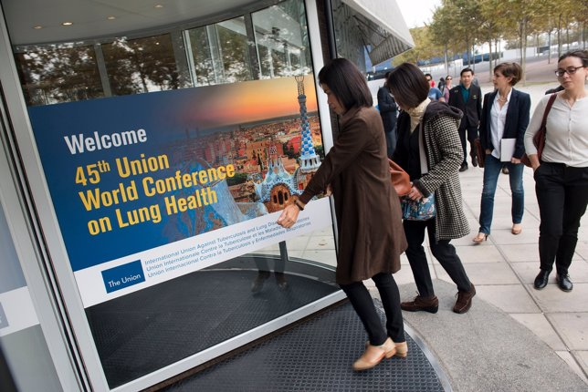 45Th Union World Conference On Lung Health, Barcelona
