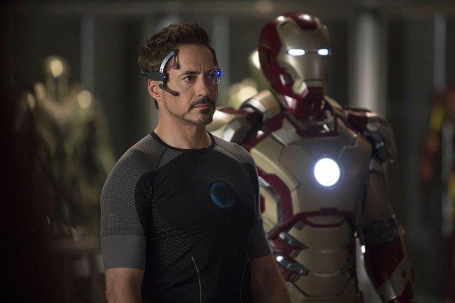 Robert Downey Jr. En Iron Man 3