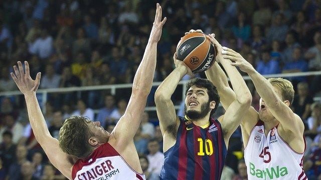 FC Barcelona de baloncesto en Euroliga