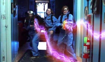 VÍDEO: Tráiler de Los Cazafantasmas, hecho por colegiales
