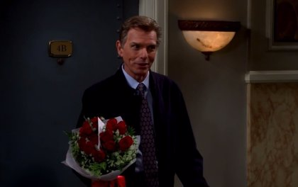 Así fue el cameo de Billy Bob Thornton en The Big Bang Theory