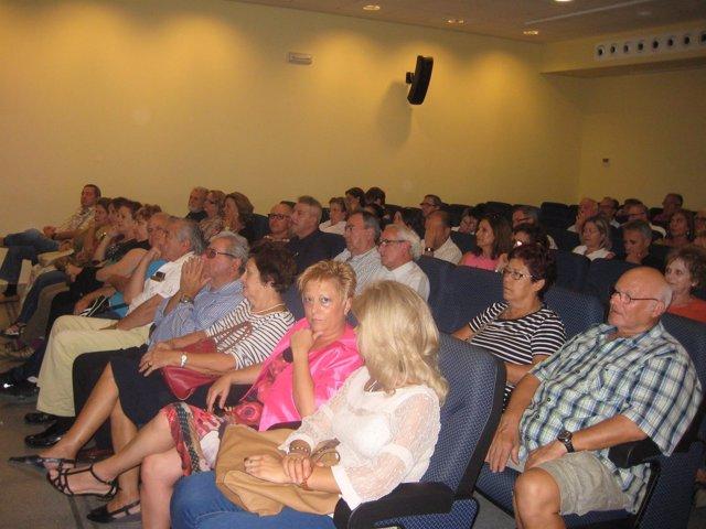 Comienza una nueva edición del aula abierta de mayores de Alcalá de Guadaíra