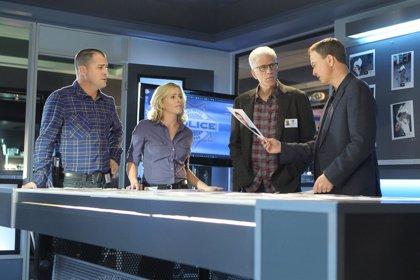 Crossover con CSI Nueva York en CSI Las Vegas