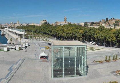 Plata prevé que a mediados de este mes se produzca la cesión oficial del Cubo al Ayuntamiento