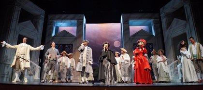 El Auditorio de Murcia acoge el martes la representación de la ópera de Mozart 'Don Giovanni'