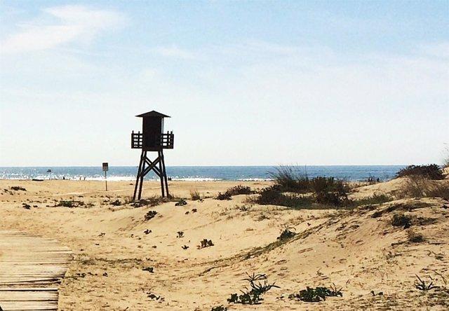 Playa de Punta Umbría