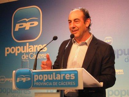 """El PP dice que las políticas del Gobierno extremeño han posicionado al Valle del Jerte como """"referente"""" en turismo rural"""