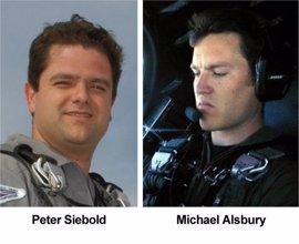 Confirman que el fallecido durante el accidente de la nave espacial SpaceShipTwo fue el copiloto