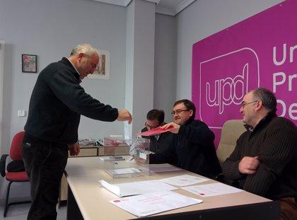 El plazo para presentar candidaturas de UPyD finaliza el miércoles 5
