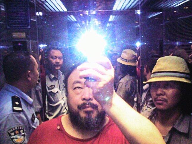 'Illumination', 2009. Ai Weiwei
