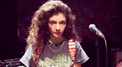 Escucha a Lorde con 12 años cantando 'Use Somebody' de Kings of Leon