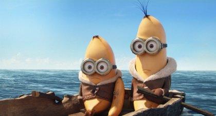 Primer tráiler de Minions: Encontrar un amo no es fácil