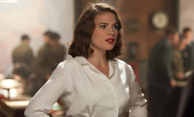 Peggy Carter llega a Agents of S.H.I.E.L.D.
