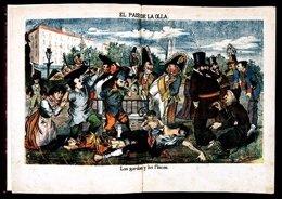 El País de la Olla Hemeroteca Archivo Municipal del Ayuntamiento de Málaga